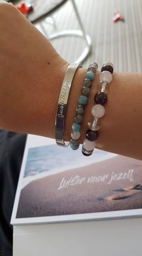 Review Mieke Just Be You Armband