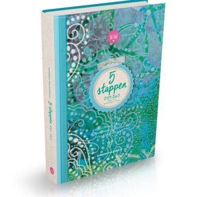 Boek 5 stappen per dag naar een gelukkig(er) leven