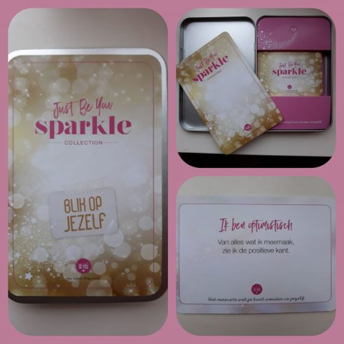 Just Be You Sparkle Collection – Blik op jezelf photo review