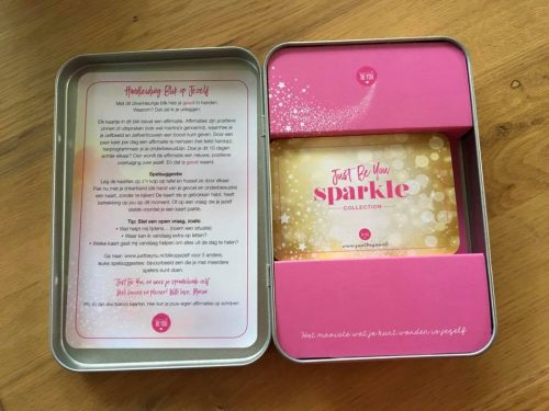 Just Be You Sparkle Collection - Blik op jezelf photo review