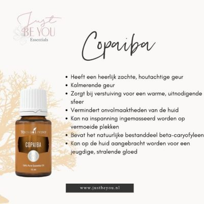 Just Be You Essentials Copaiba Young Living