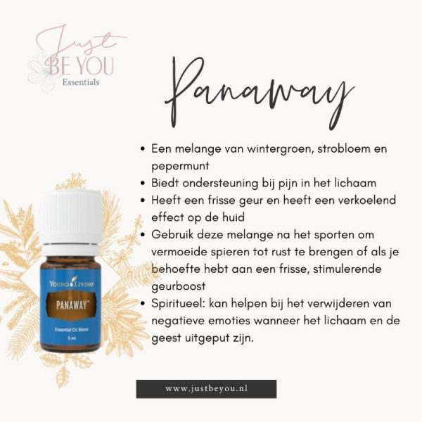 Just Be You Essentials Panaway Young Living