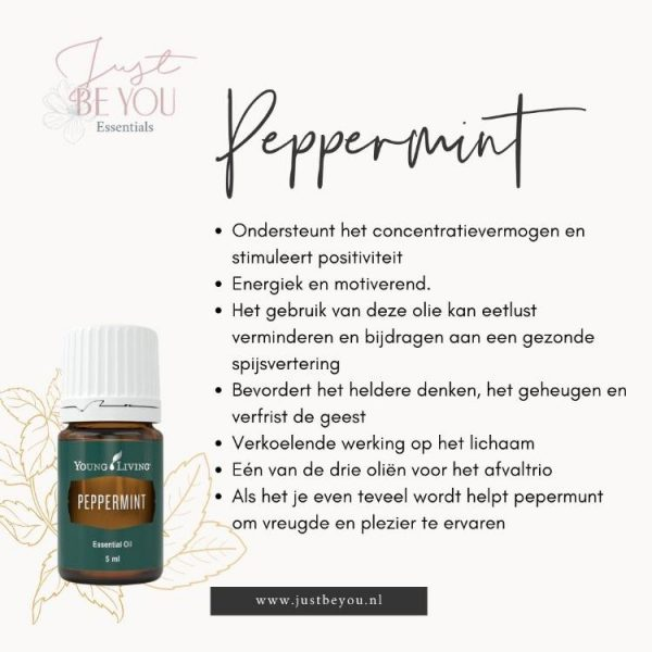 Just Be You Essentials Peppermint