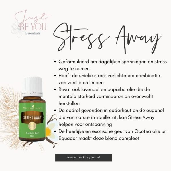 Just Be You Essentials Stress Away Young Living