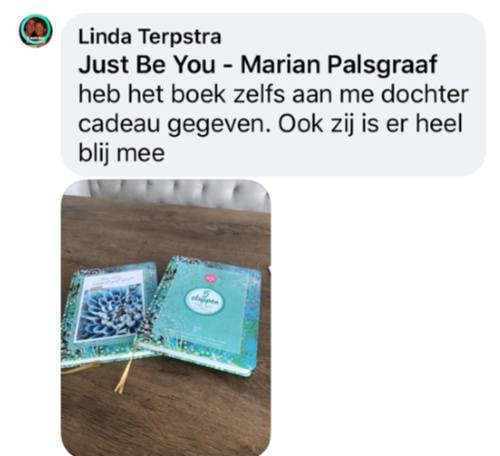 Review 5 Stappen per Dag Just Be You