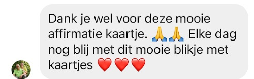 Review Blik op Jezelf Just Be You