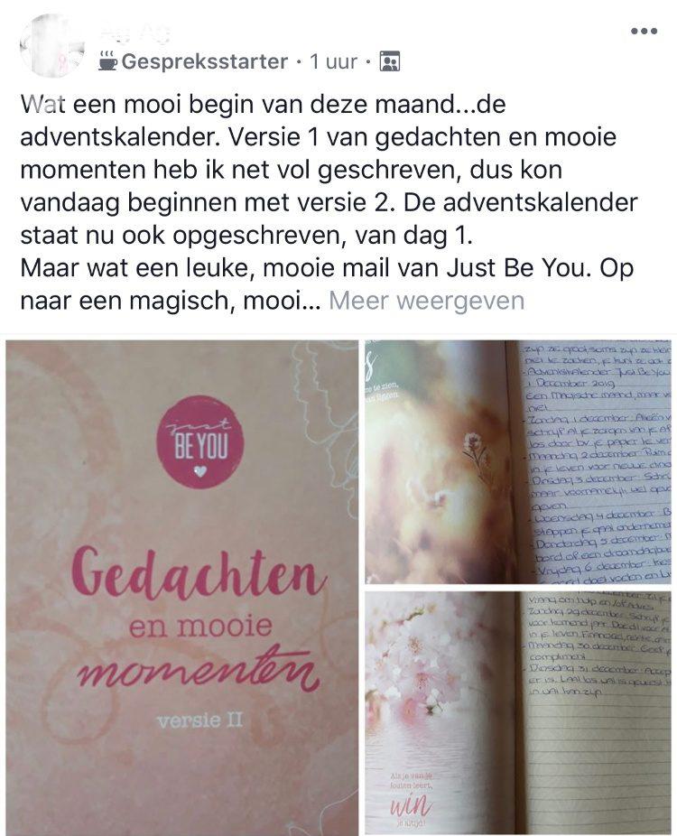 Review Gedachten en Mooie Momenten Versie II