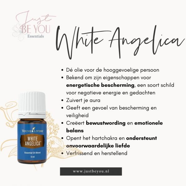 White Angelica - Just Be You Essentials
