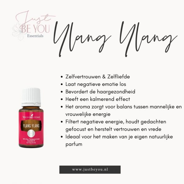 Ylang Ylang Young Living Just Be You Essentials