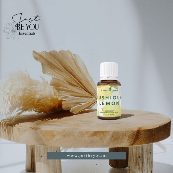 Lushious Lemon Young Living Just Be You Essentials