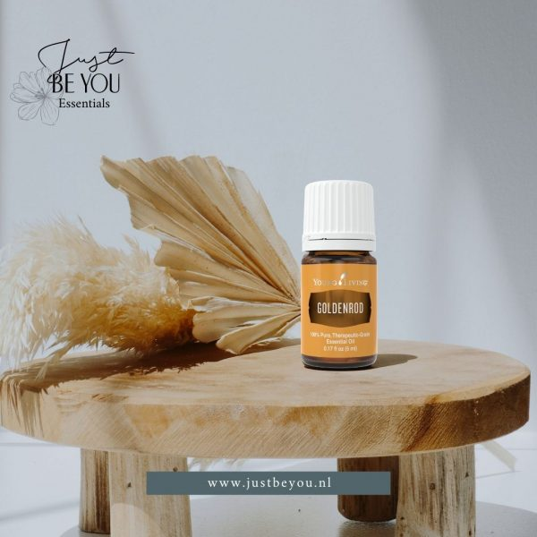 Goldenrod Young Living Just Be You Essentials