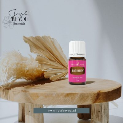 Motivation Young Living Just Be You Essential Oils