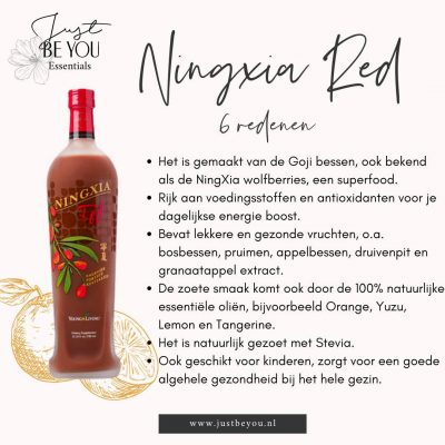 Ningxia Young Living Just Be You Essentials